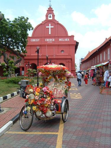 Malacca, Malaysia's former capital