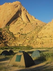 Spitzkoppe - The Matterhorn of Namibia