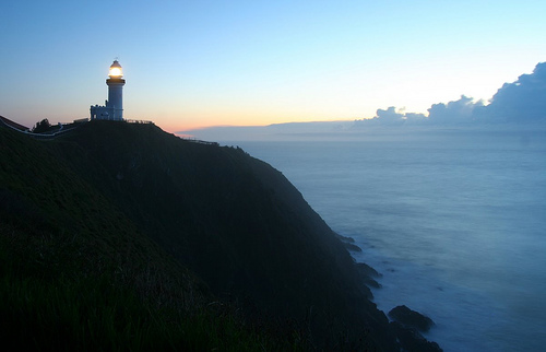 Sunrise on Cape Byron