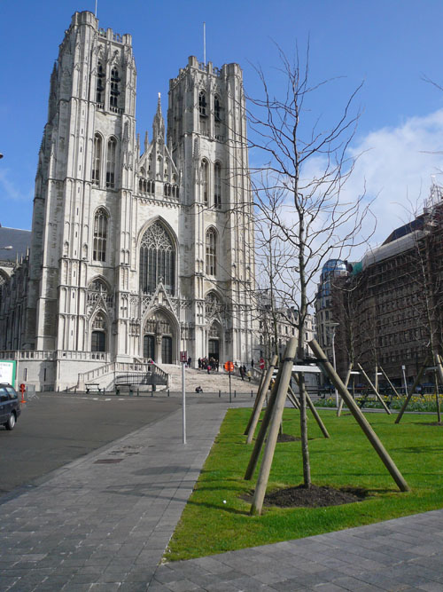 Church in Brussels