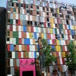 Building of doors - Seoul