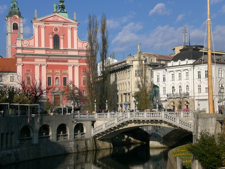Central Ljubljana