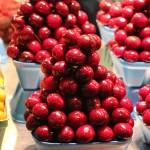 Cherries - Vancouver Market