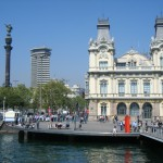 Barcelona waterfront