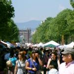 Street Festival in Barcelona