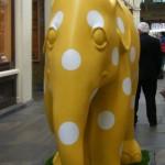 Elephant Statue - London