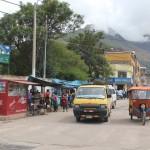 Urubamba town