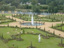 Grounds of Hampton Court Palace